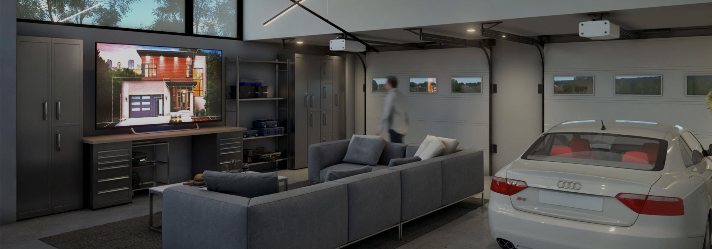 4 idées pour transformer votre garage et le rendre génial!